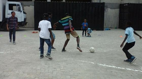 5-a-side-football