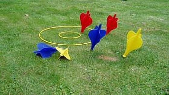 Garden Darts