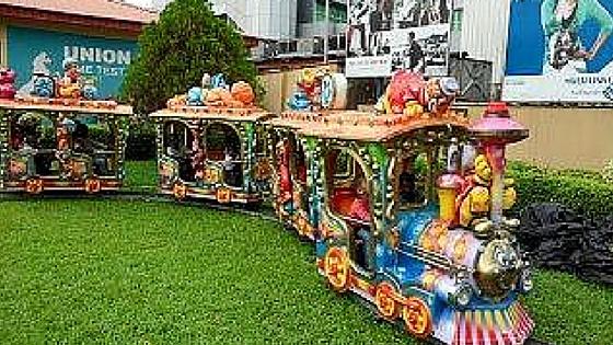 Circus Train Ride