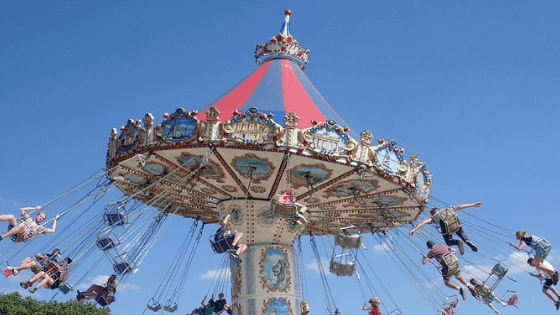 The Best Theme and Amusement Parks for Children
