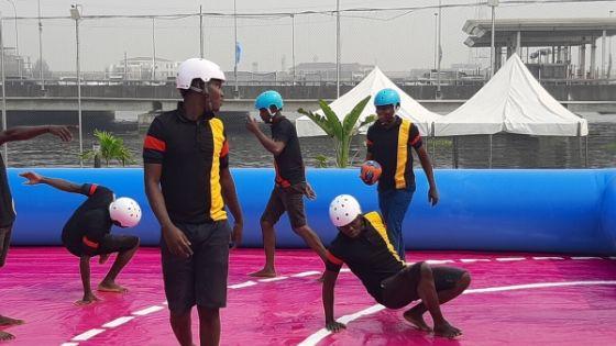 Inflatable Handball